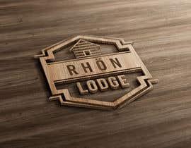 """Naumovski tarafından Logo Design for """"Rhön Lodge"""" - a german B&B place için no 21"""