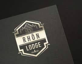 """Naumovski tarafından Logo Design for """"Rhön Lodge"""" - a german B&B place için no 35"""