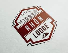 """Naumovski tarafından Logo Design for """"Rhön Lodge"""" - a german B&B place için no 37"""