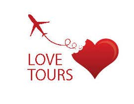 #14 untuk Design a Logo for LOVETOURS oleh ARUNVGOPAL