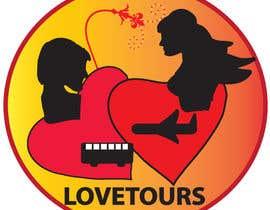 #3 untuk Design a Logo for LOVETOURS oleh curiousjyo111