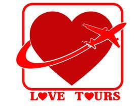 #17 untuk Design a Logo for LOVETOURS oleh polomanolo