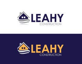 #77 untuk Design a Logo for Leahy Construction oleh Particle