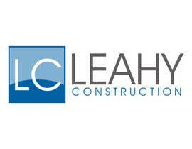 #19 untuk Design a Logo for Leahy Construction oleh ibed05