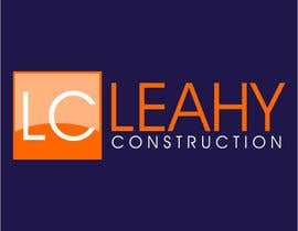 #63 untuk Design a Logo for Leahy Construction oleh ibed05