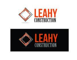 #34 untuk Design a Logo for Leahy Construction oleh tinaszerencses