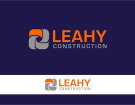 #76 untuk Design a Logo for Leahy Construction oleh B0net