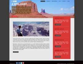 #79 for Personal Page (CV Website) af dezinebee