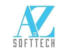 #18 untuk Design a Logo for AtoZSoftTech LLC oleh hoanghuy812