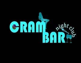 #45 untuk Design a Logo for CRAM BAR (Nightclub) oleh halloparul120489