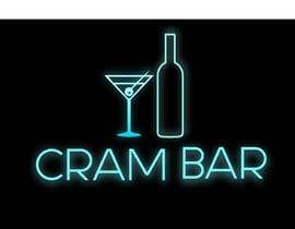 #3 untuk Design a Logo for CRAM BAR (Nightclub) oleh mdsipankhan22