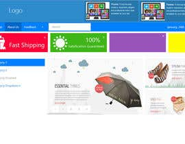 #3 untuk Design a Website Mockup for eCommerce Product Page oleh chandrafortuna