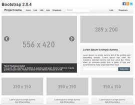 #9 untuk Design a Website Mockup for eCommerce Product Page oleh studiobluecherry