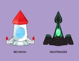 master2015hp tarafından Design 11 New rockets for my game için no 8