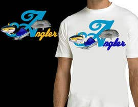 #36 cho Design a T-Shirt with word Angler bởi venug381