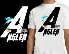 #38 cho Design a T-Shirt with word Angler bởi venug381
