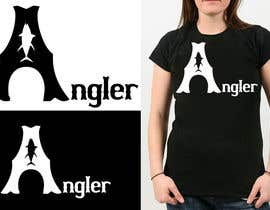#47 cho Design a T-Shirt with word Angler bởi venug381