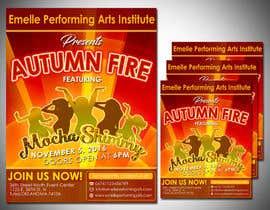raldjay14313 tarafından Design a Flyer for Dance performance için no 52