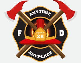 #7 for Design a Firehouse Patch by moynulislam992
