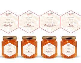 herick05 tarafından Honey & Marmalade Label Design için no 70