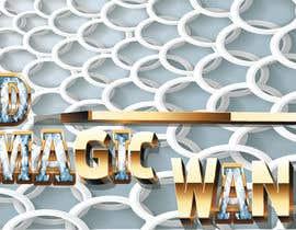 """yaksonx2 tarafından Logo Design """"3D Magic Wand"""" product için no 23"""
