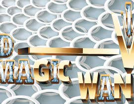 """yaksonx2 tarafından Logo Design """"3D Magic Wand"""" product için no 24"""