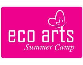 #12 for Design a Logo for EcoArts Summer Camp af balajirakesh70