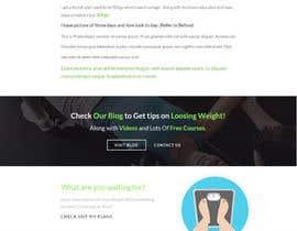 Hamzu1 tarafından Design a Website Mockup için no 15