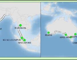 lau87artugyan tarafından Recreate a World Map için no 14
