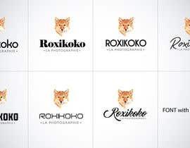 rayhananimator tarafından Low Poly Logo for boutique portrait studio için no 57