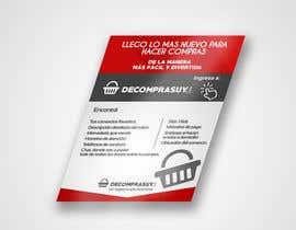 Nro 8 kilpailuun Diseñar 2 folletos käyttäjältä Yossilop