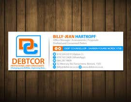 Muazign3r tarafından Re-design our company email signature with a professional look and feel için no 36
