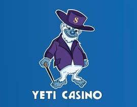 Tszocske tarafından Yeti Casino Logo için no 12