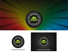 #356 for Logo Design for Snap (Camera App) by HDReality