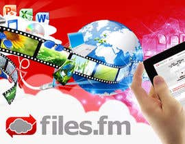 majasdigital tarafından Design a Facebook page cover graphic for cloud file storage için no 29