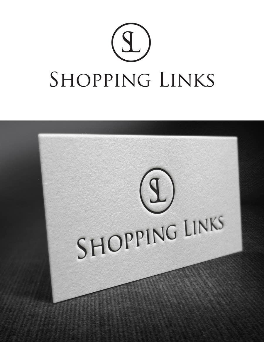 #70 for Design a Logo for Shopping Links website by diptisarkar44
