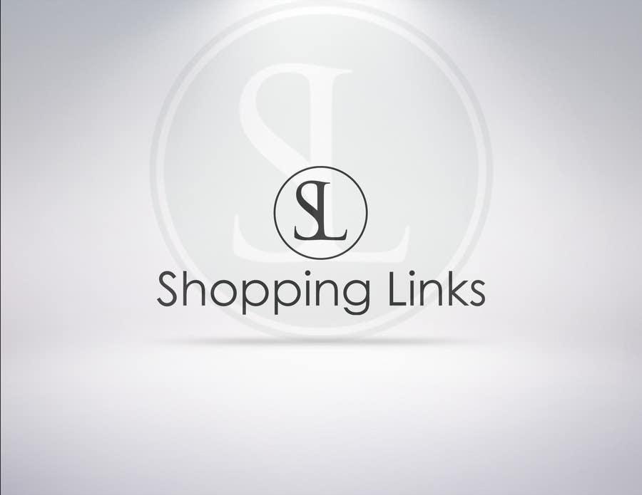 #120 for Design a Logo for Shopping Links website by diptisarkar44