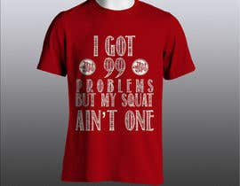 KangSolehudin tarafından Design a T-Shirt için no 11