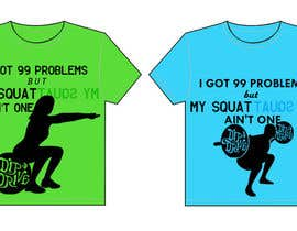 yofanavirgianne tarafından Design a T-Shirt için no 21
