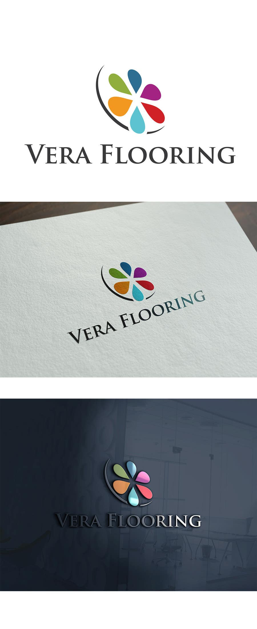 Entry 2 by warna86 for logo design business card freelancer inscrio n 2 do concurso para logo design business card reheart Gallery