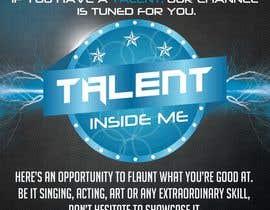 alberhoh tarafından Design a Banner for Talent Show için no 3