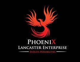 kikadesignstudio tarafından Business Logo for Phoenix Lancaster Enterprise için no 8