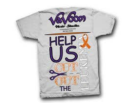 Feladio tarafından Design a t-shirt for our hair salon and help fight cancer için no 41