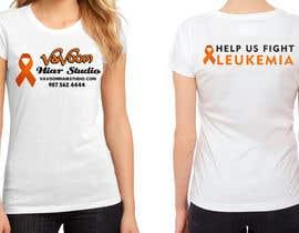 artseba185 tarafından Design a t-shirt for our hair salon and help fight cancer için no 23