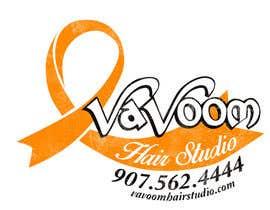 blackhordes tarafından Design a t-shirt for our hair salon and help fight cancer için no 25