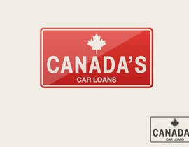 #125 cho Logo Design for Canada's Car Loans bởi TebbsDesign