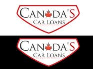 #166 for Logo Design for Canada's Car Loans by sanda25