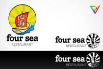 Graphic Design Contest Entry #15 for Logo Design for Four Sea Restaurant