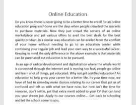 subhamkarn01 tarafından Article writing competition için no 4