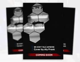 aboodymaher tarafından Small promo flyer for singer için no 1